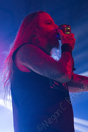 Coal Chamber - April 4, 2015 - The Trocadero - Philadelphia PA - copyright Megan C. Brooks