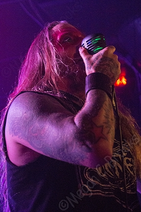 Coal Chamber - August 15, 2015 - Underground Arts - Philadelphia PA - copyright Megan C. Brooks