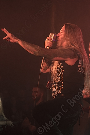 DevilDriver - June 3, 2016 - Underground Arts - Philadelphia PA - copyright Megan C. Brooks