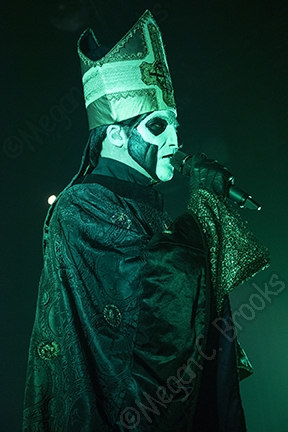 Ghost - September 29, 2015 - Union Transfer - Philadelphia PA - copyright Megan C. Brooks