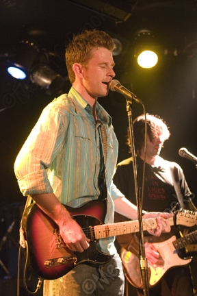 James Colley - October 8, 2006 - The Viper Room - copyright Megan C. Brooks