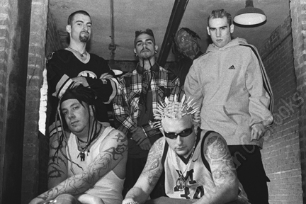Portraits - Wolfpac - April 2000 - copyright Megan C. Brooks