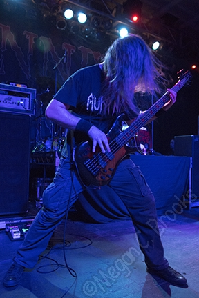 Cannibal Corpse - March 1, 2015 - The TLA - Philadelphia PA - copyright Megan C. Brooks